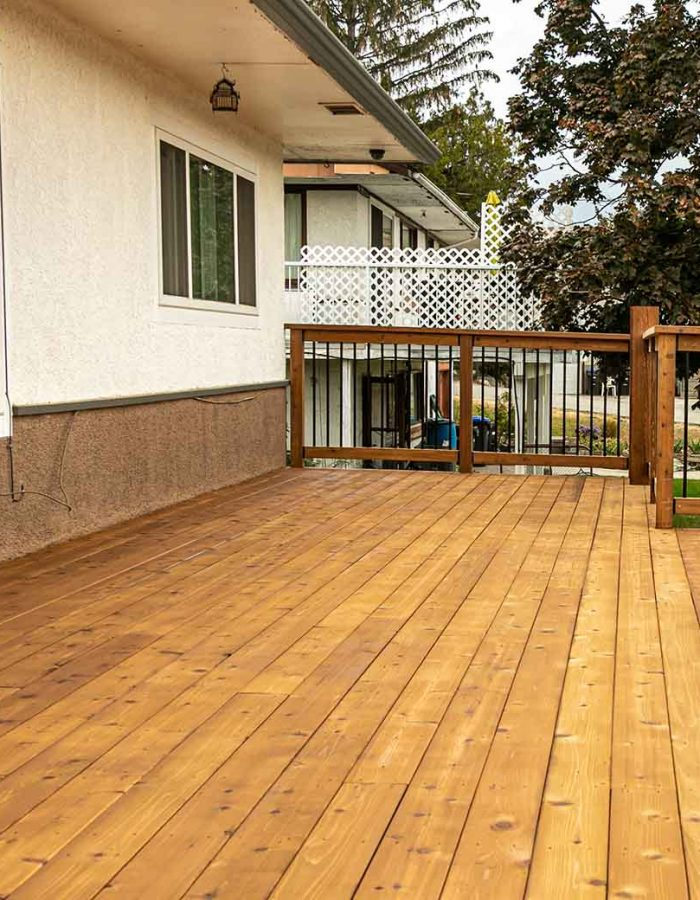 Deck Project 1